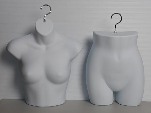 Flat Backs Bra and Panty Hanging_View 1